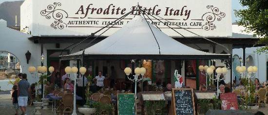 Afrodite Little Italy