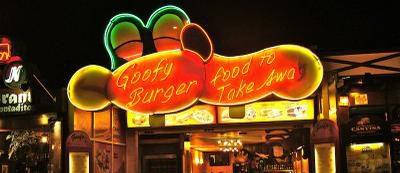Goofy Burger