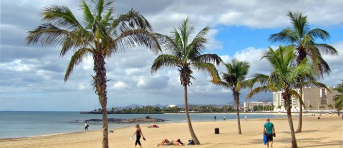 Playa Reducto Arrecife